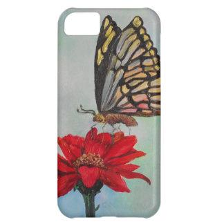 Schöne Schmetterling KUNST iPhone 5C Hülle