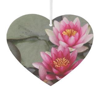Schöne See-Blumen Lufterfrischer