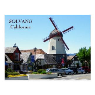 Schöne Solvang Postkarte! Postkarte