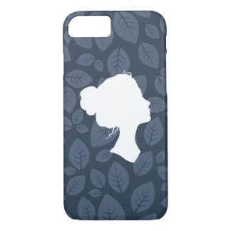 Schöne Stärke (Blätter) - Telefon-Kasten iPhone 8/7 Hülle