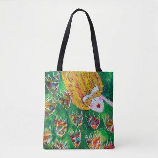 Schöne Taschentasche 'Blume Dazzle Tasche