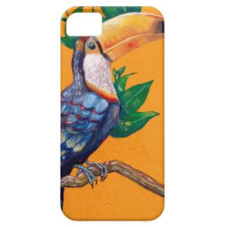 Schöne Toucan Vogel-Malerei Schutzhülle Fürs iPhone 5