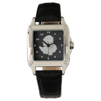 Schöne weiße Engels-Quadratarmbanduhr Armbanduhr
