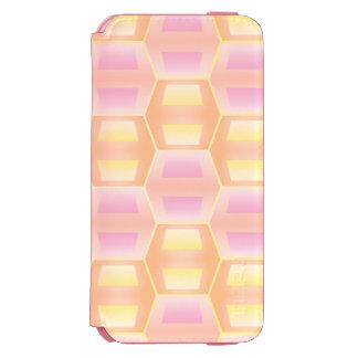 Schöner abstrakter Fall Incipio Watson™ iPhone 6 Geldbörsen Hülle