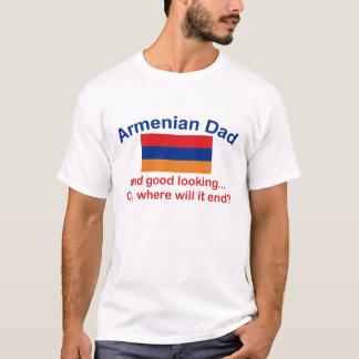 Schöner armenischer Vati T-Shirt
