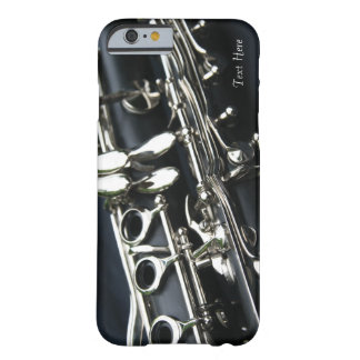 Schöner Clarinet iPhone 6 Fall Barely There iPhone 6 Hülle