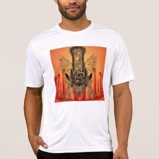Schöner dekorativer Clef T-Shirt