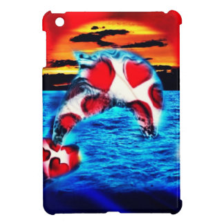 Schöner Delphin iPad Mini Hülle