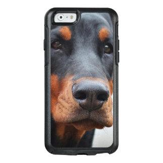 Schöner DobermannPinscher OtterBox iPhone 6/6s Hülle