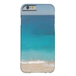 Schöner exotischer Strand Barely There iPhone 6 Hülle