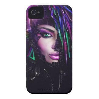 Schöner Fall des Mädchens iphone4 Case-Mate iPhone 4 Hülle