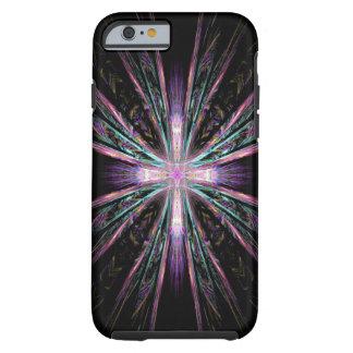 Schöner Fraktalkreuz iPhone 6 Fall Tough iPhone 6 Hülle