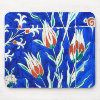 Schöner Garten (Tulpen) Mousepads