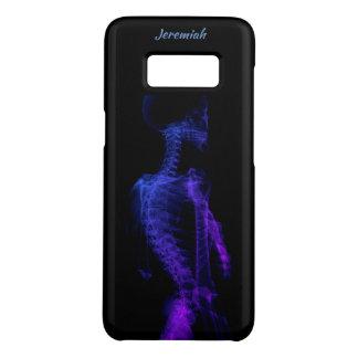 Schöner halber Körper-Röntgenstrahl Case-Mate Samsung Galaxy S8 Hülle