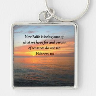 SCHÖNER HEBRÄER-11:1 SONNENAUFGANG-ENTWURF SCHLÜSSELANHÄNGER