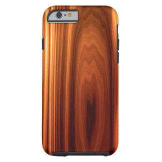 Schöner hölzerner Blick iPhone 6 Fall