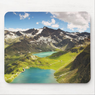 Schöner Italy Agnel See Mousepad