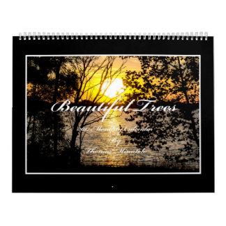 Schöner Kalender der Baum-2017 durch Thomas