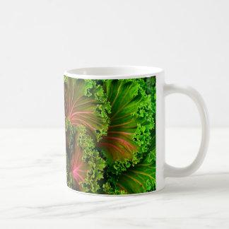 Schöner Kopfsalat - Tasse