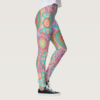 Schöner Mandalas Leggings