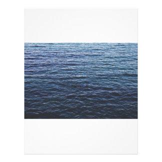 Schöner Ozean 21,6 X 27,9 Cm Flyer