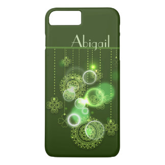 Schöner personalisierter irischer iPhone 7 plus hülle
