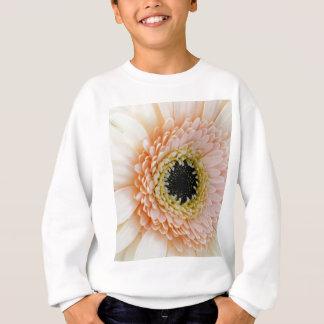 Schöner Pfirsich/Creme Sweatshirt