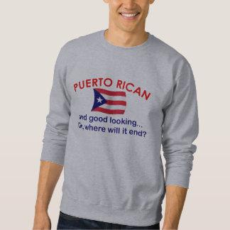 Schöner Puertorikaner Sweatshirt