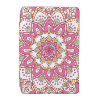 Schöner rosa Blumen-Entwurf iPad Mini Hülle
