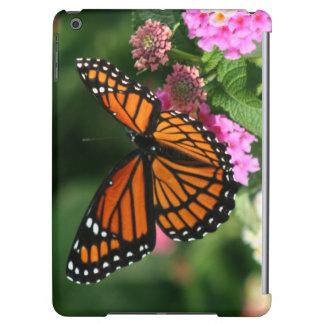 Schöner Schmetterling auf Lantana-Blume