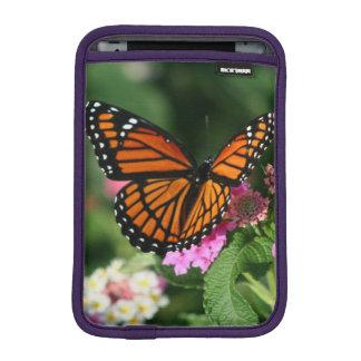 Schöner Schmetterling auf Lantana-Blume iPad Mini Sleeve