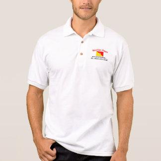 Schöner sizilianischer Papa Polo Shirt