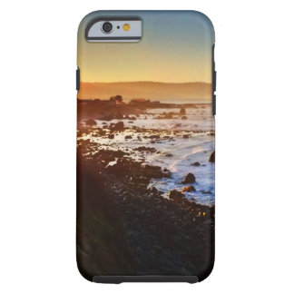 Schöner Sonnenaufgang über den Klippen der Tough iPhone 6 Hülle
