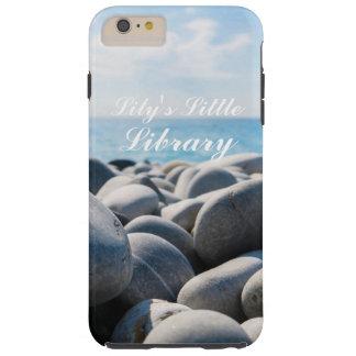 Schöner Strand wässert (personalisiert) Tough iPhone 6 Plus Hülle