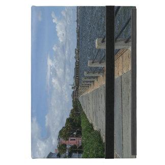 Schöner Ufergegend-Gehweg iPad Mini Schutzhülle