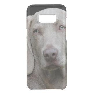 Schöner Weimaraner Jagd-Hund Get Uncommon Samsung Galaxy S8 Plus Hülle