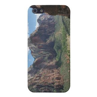 Schöner Zion Nationalpark iPhone 5 Etui