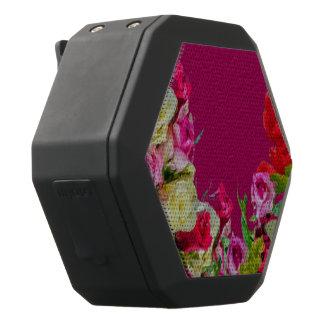Schönes abstraktes Mit Blumenrosa Schwarze Bluetooth Lautsprecher