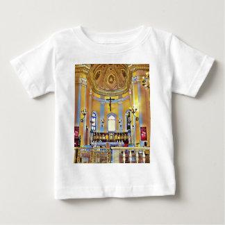 Schönes altes künstlerisches Schongebiet San Juan Baby T-shirt