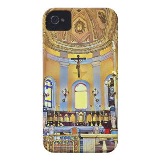 Schönes altes künstlerisches Schongebiet San Juan Case-Mate iPhone 4 Hülle