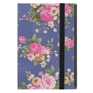 Schönes Blumenmuster iPad Mini Hüllen