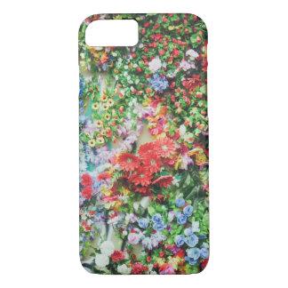Schönes Blumenmuster iPhone 8/7 Hülle