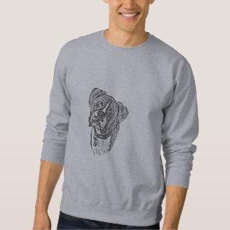 Schönes Boxer-HundeSweatshirt Sweatshirt