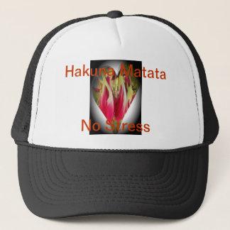 Schönes cooles fantastisches Hakuna Matata Truckerkappe