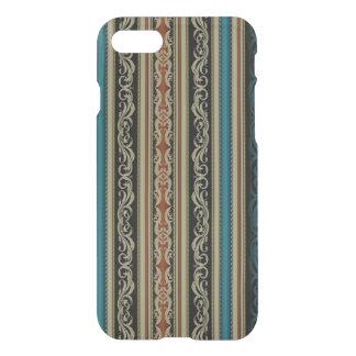 Schönes dekoratives Streifen-Muster iPhone 8/7 Hülle