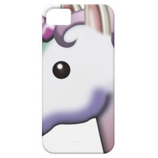Schönes Einhorn Emoji iPhone 5 Schutzhülle