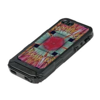 Schönes gesponnenes Hakuna Matata Incipio ATLAS ID™ iPhone 5 Hülle