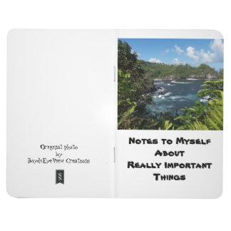 Schönes Hawaii (2) Taschennotizbuch