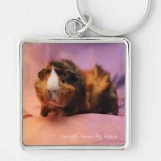 Schönes Meerschweinchen Keychain Schlüsselanhänger