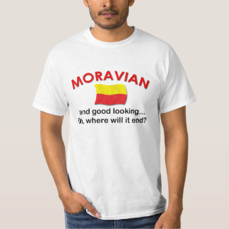 Schönes Moravian T-Shirt